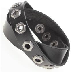 Echtes Leder ! Armband 19EM303 (Paketpreis)