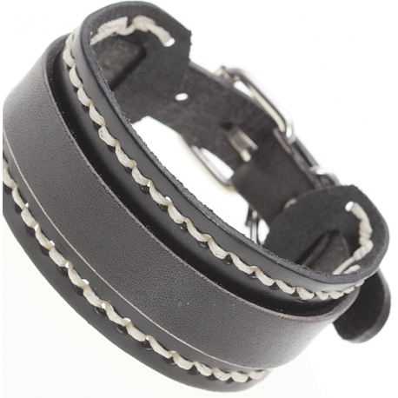 Echtes Leder ! Armband 19EM305 (Paketpreis)