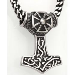 Edelstahlanhänger Thors Hammer (Paketpreis)