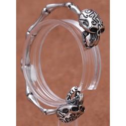 Edelstahl-Armband 67ST65 (Paketpreis)