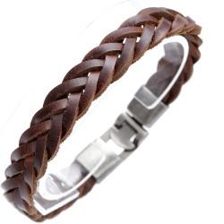 1A-Qualität-Leder-Armband 69ST81