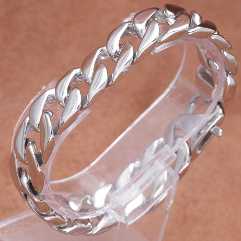 Edelstahl Armband 87ST294 (Paketpreis)