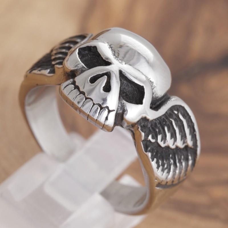Edelstahl Ring 10ST115