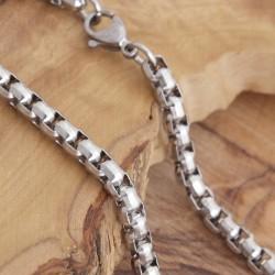 Edelstahl-Halskette 15KS4