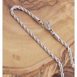Edelstahl-Halskette 7EM124