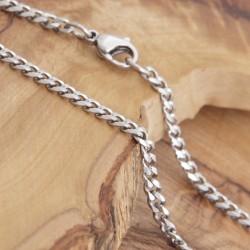 Edelstahl-Halskette 2EM29