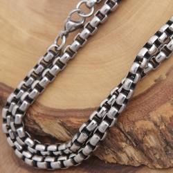 Edelstahl-Halskette 63EM898