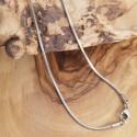 Edelstahl-Halskette 3EM67