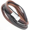 Echtes Leder ! Armband 18EM291 (Paketpreis)