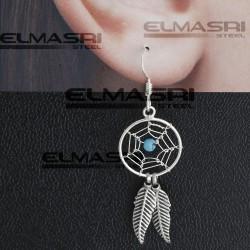 Ohrring aus echtem Silber 2SL14