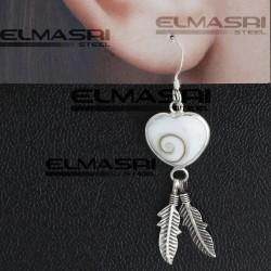 Ohrring aus echtem Silber 2SL13