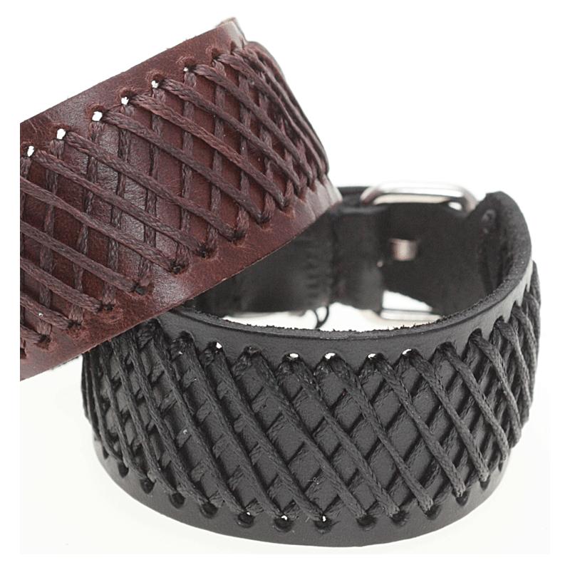 Echtes Leder ! Armband 18EM297 (Paketpreis)