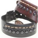 Echtes  Leder ! Armband 18EM298 (Paketpreis)