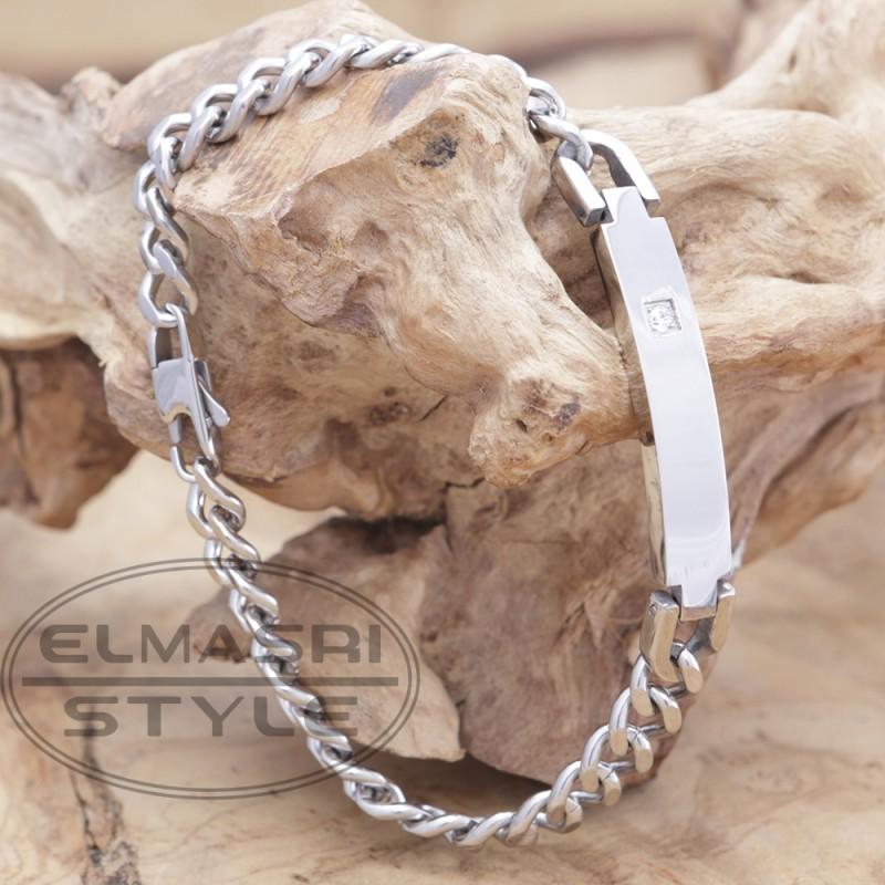 Edelstahl Armband 15EM254 (Paketpreis)