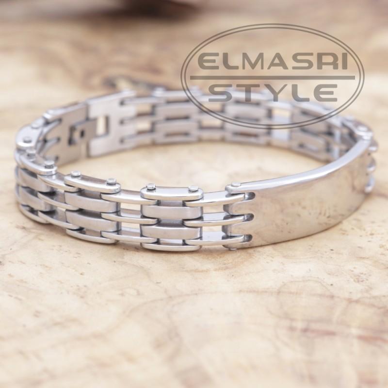 Armband Edelstahl 15EM255 Paketpreis