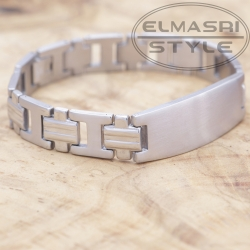 Armband Edelstahl 15EM260 (Paketpreis)