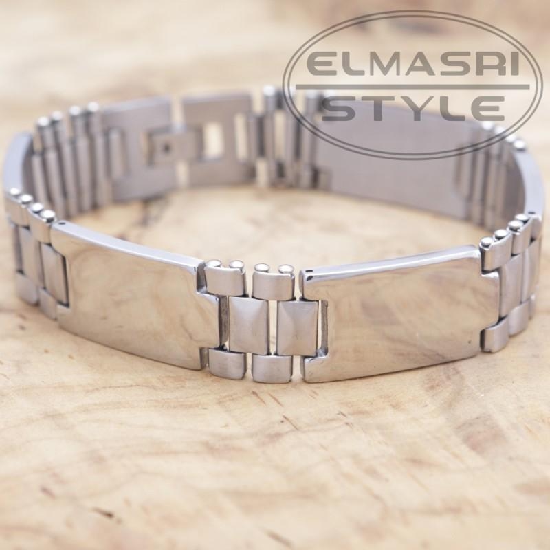 Armband Edelstahl 15M266 (Paketpreis)