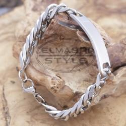 Edelstahl Armband 26EM363 (Paketpreis)