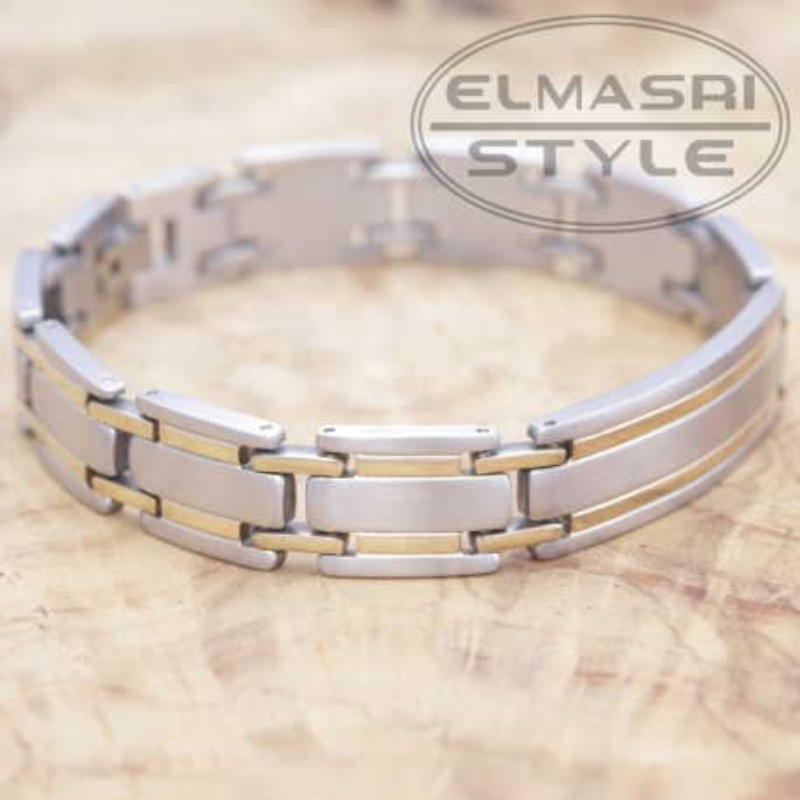 Edelstahl Armband 27EM364 (Paketpreis)