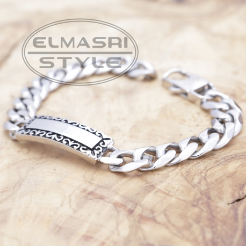 Edelstahl Armband 34EM452 (Paketpreis)