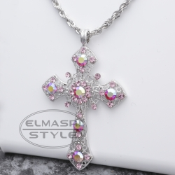 Kreuz - Halskette  (Paketpreis)