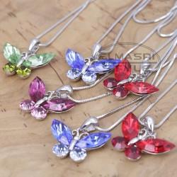 Modeschmuck Halskette 56MS477A