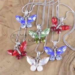 Modeschmuck Halskette 56MS477B