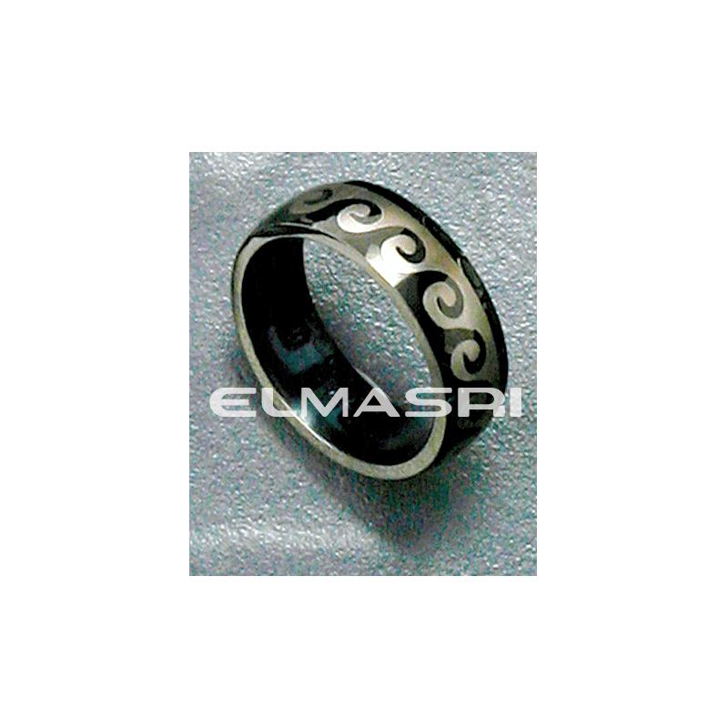 Ring Edelstahl 4SR71 (Preis für 24 Stück)