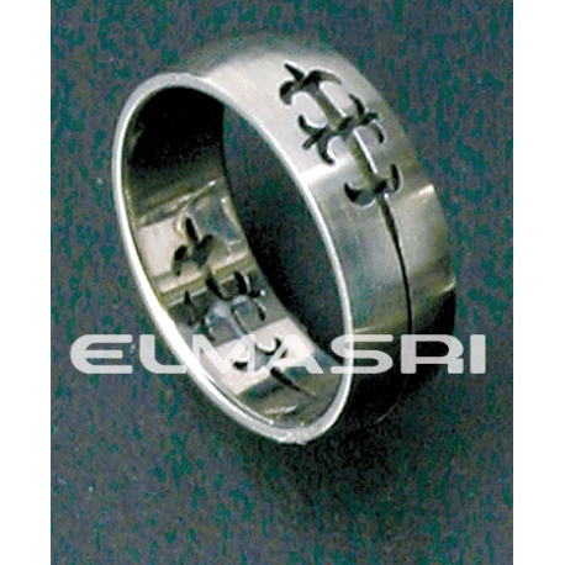 Edelstahlring 4SR76 (Preis für 24 Stück)