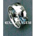 Edelstahlring 5SR89 (Preis für 12 Stück)