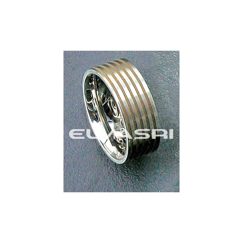 Ring Edelstahl 5SR102