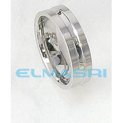 Ring Edelstahl 5SR108