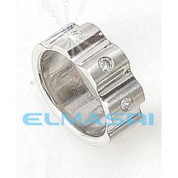 Edelstahlring 6SR117 (Preis für 24 Stück)