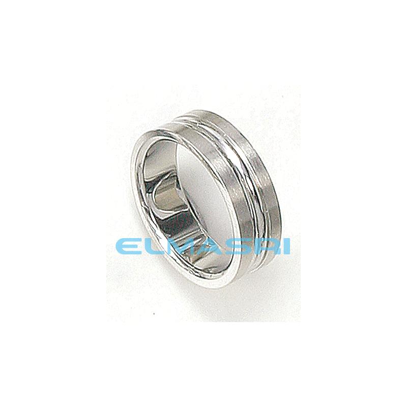 Ring Edelstahl 6SR119