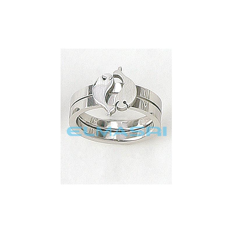 Ring Edelstahl 6SR121