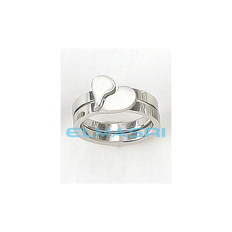 Ring Edelstahl 6SR122