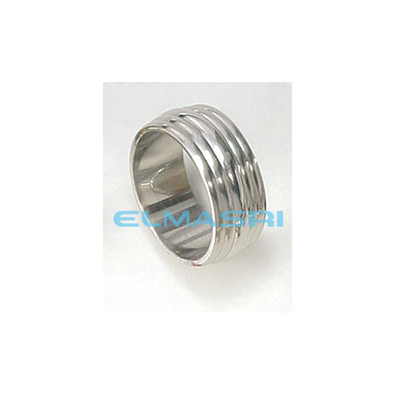 Ring Edelstahl 6SR126
