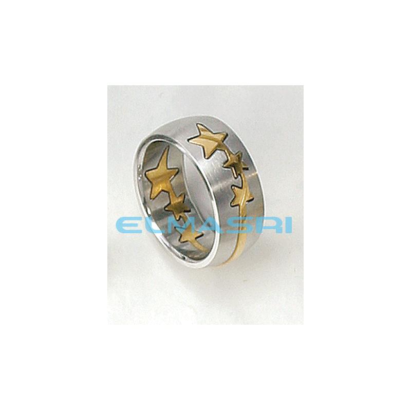 Edelstahlring 6SR127 (Preis für 12 Stück)