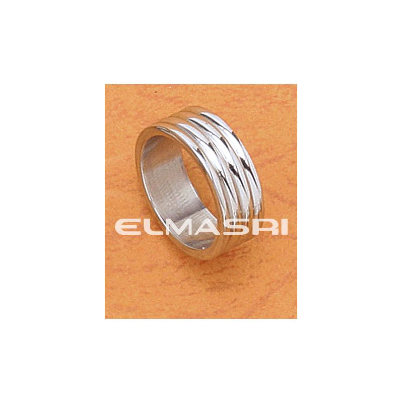 Ring Edelstahl 6SR136