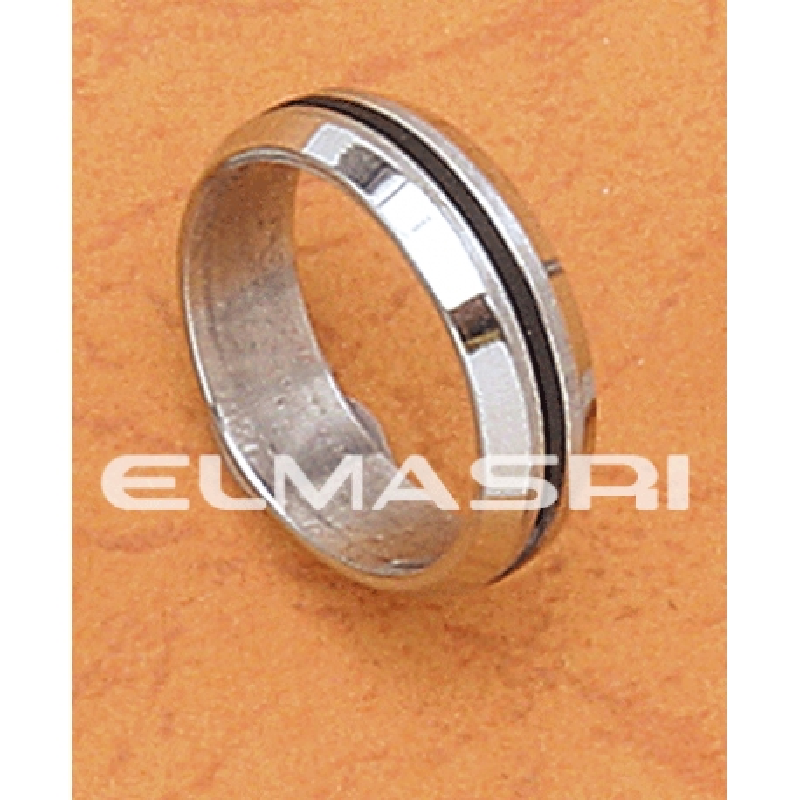 Ring Edelstahl 6SR137
