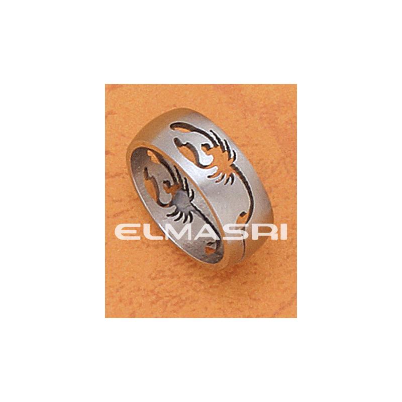Ring Edelstahl 6SR138