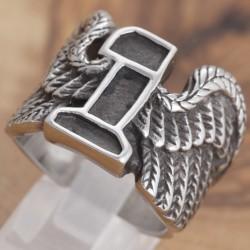 Edelstahl Ring 10ST121