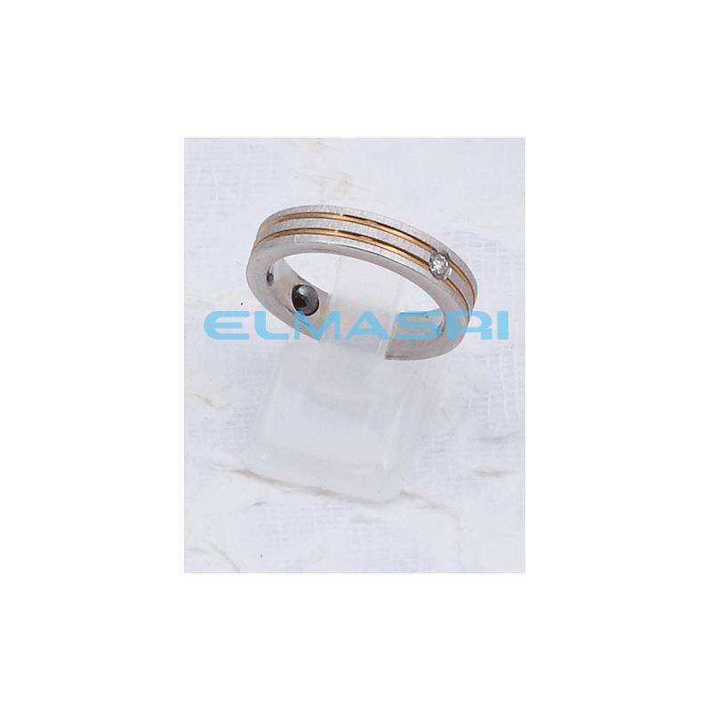 Ring Edelstahl 6SR143