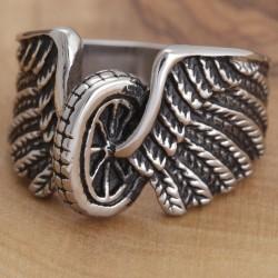 Edelstahl Ring 10ST125