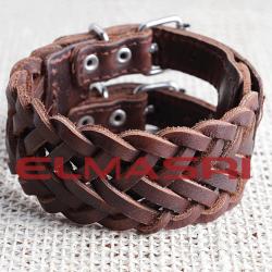 Echtes Leder-Armband 26NP6 (Paketpreis)