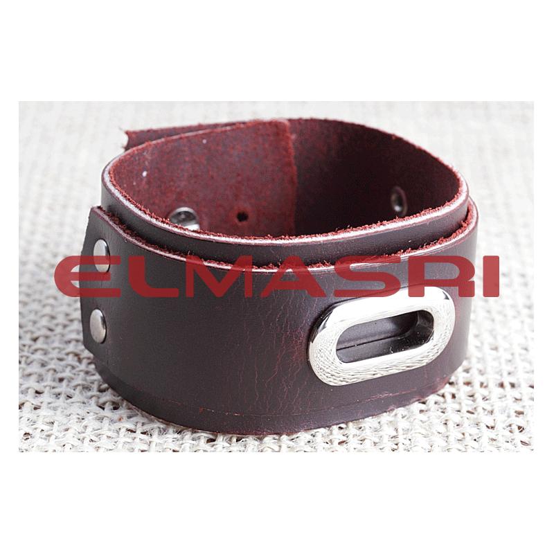 Echtes Leder-Armband 26NP9 (Paketpreis)