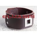 Echtes Leder-Armband 26NP10 (Paketpreis)