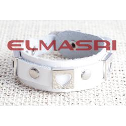 Echtes Leder-Armband 26NP13 (Paketpreis)