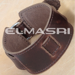 Echtes Leder-Armband 27NP24 (Paketpreis)