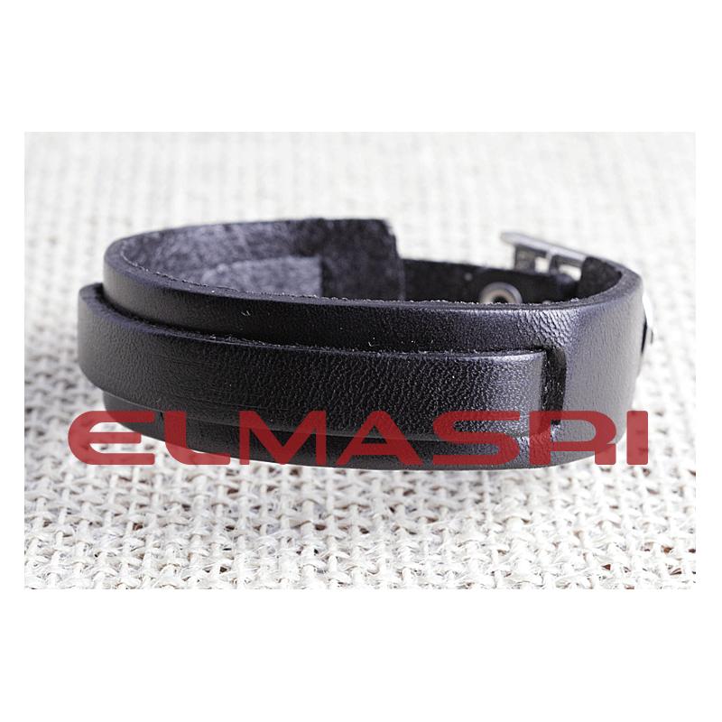 Echtes Leder-Armband 28NP26 (Paketpreis)